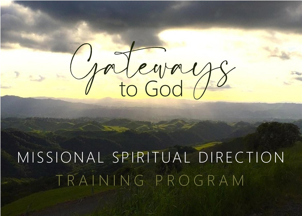 >Gateways to God: Opening doors through spiritual direction