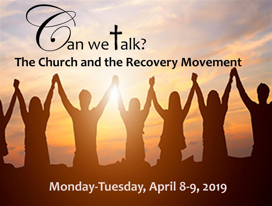 can we talk the church and the recovery movement