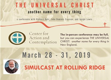 >The Universal Christ- Conference Simulcast