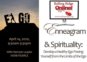 >Enneagram and Spirituality and the Ego- On-Line event
