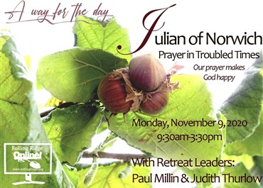 >Julian of Norwich, Prayer in Troubled Times