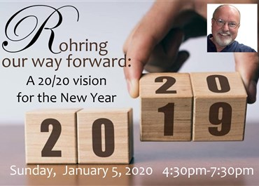 >Rohring our way forward: a 20/20 vision for the New Year