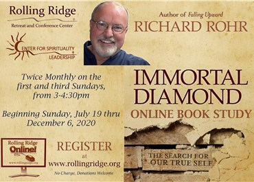 >Immortal Diamond Book Study