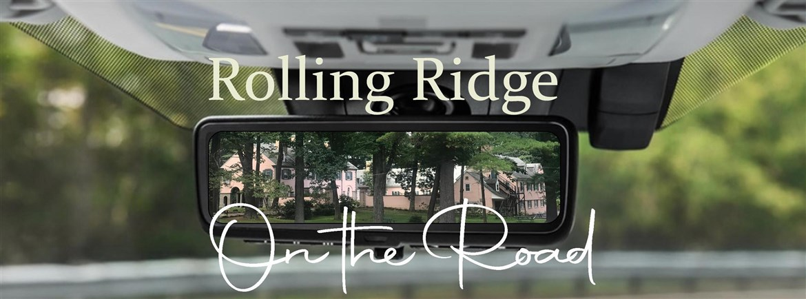 >Rolling Ridge on the Road