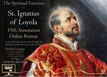 >The Spiritual Exercises of St. Ignatius of Loyola